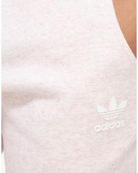 Adidas Originals | Pink Fleece Pants | Lyst