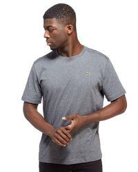 Lacoste | Gray Croc T-shirt for Men | Lyst