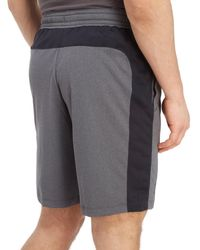 "Under Armour - Gray Raid 8"" Shorts for Men - Lyst"