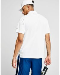 Lacoste - White Djokovic Ten Polo Shirt for Men - Lyst