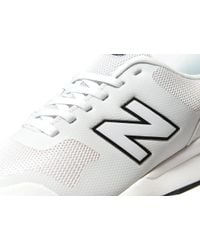 New Balance - White 005 for Men - Lyst