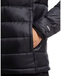 The North Face - Black Aconcagua Down Puffa Jacket for Men - Lyst