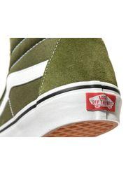 Vans - Green Sk8-hi - Lyst