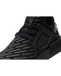 Adidas Originals - Black Nmd Xr1 Primeknit for Men - Lyst