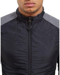 Björn Borg - Gray Quilted Poly Gilet for Men - Lyst