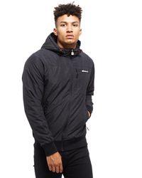 Ellesse - Black Domeno All-over Reflect Jacket for Men - Lyst
