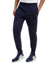 Lyle & Scott | Blue Finney Fleece Pants for Men | Lyst