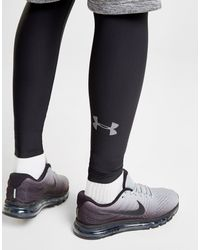 Under Armour - Black Tights for Men - Lyst