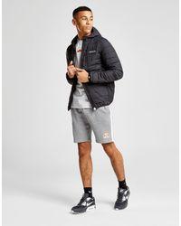 Ellesse - Black Lobinos Reflective Padded Jacket for Men - Lyst