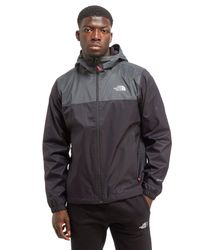 The North Face - Black Ost Colour Block Jacket for Men - Lyst