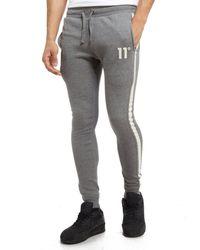 11 Degrees - Gray Reflective Fleece Pants for Men - Lyst
