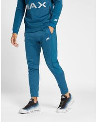 5170acdb66e3 Lyst - Nike Air Max Poly Track Pants in Blue for Men