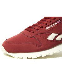 Reebok - Red Cl for Men - Lyst