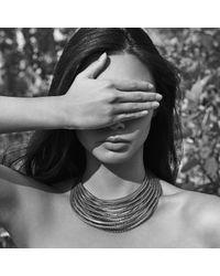 Jenny Bird - Metallic Illa Collar - High Polish - Lyst