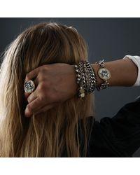 Jenny Bird | Metallic Wala Cuff | Lyst