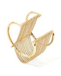 Jenny Bird | Metallic Fallingwater Cuff | Lyst