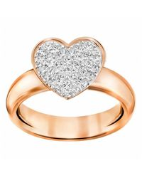 Swarovski   Metallic 5190214 Even Ring   Lyst