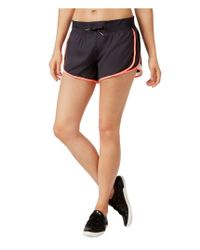 Calvin Klein | Multicolor Womens Training Athletic Workout Shorts Cha Xl | Lyst