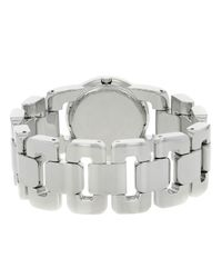 Movado - Metallic Luma 0606543 Stainless Steel Quartz Ladies Watch - Lyst