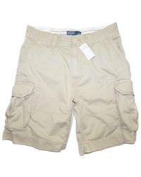 Polo Ralph Lauren - Natural Classic Gellar Cargo Short for Men - Lyst