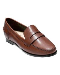 Cole Haan - Brown Pinch Grand Penny Loafer for Men - Lyst