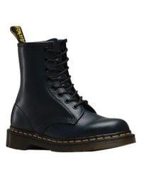 Dr. Martens - Black 1460 8-eye Boot - Lyst