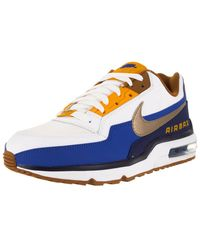 Nike - 695484-184: Air Max Limited 3 Premium Blue Authentic Running Sneakers 4 Men (8 D(m) Us) for Men - Lyst