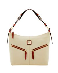 Dooney & Bourke - Multicolor Pebble Grain Mary - Lyst