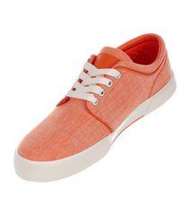 Polo Ralph Lauren - Orange Ralph Lauren Faxon Low Sneaker for Men - Lyst