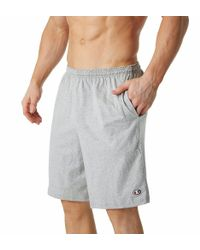 Champion - Multicolor Authentic Cotton 9 Inch Shorts With Pockets for Men - Lyst