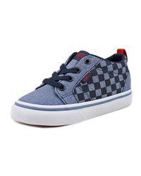Lyst - Vans Bishop Slip-on Toddler Us 5 Blue Sneakers in Blue for Men afdac5d6a