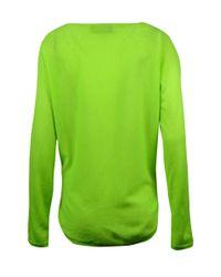 Polo Ralph Lauren - Green Dolman Merino Wool Sweater (s - Lyst