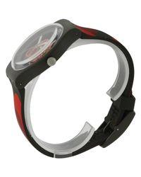 Swatch - Metallic Gold Tone Steel Bracelet Plastic Case Swiss Quartz Dial Analog Watch Lk369g - Lyst