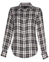 Polo Ralph Lauren - Multicolor Plaid Western Shirt - Lyst