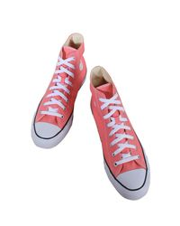 Converse | Red 157611f Men Chuck Taylor All Star Sunblush for Men | Lyst