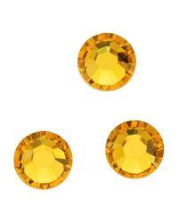Swarovski - Yellow Crystal - Lyst