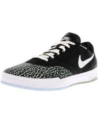 Nike - Black Paul Rodriguez 9 Elite T Ankle-high Skateboarding Shoe - 9.5m for Men - Lyst