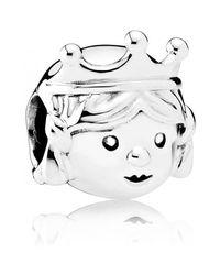 Pandora - Multicolor Precious Princess Charm - Lyst