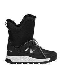 New Balance - Black 2100 V1 Fresh Foam Snow Shoe - Lyst