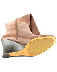 Nine West - Oran Women Us 7 Brown Knee High Boot - Lyst