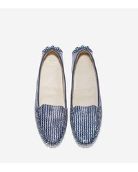 Cole Haan - Blue Cary Venetian - Lyst