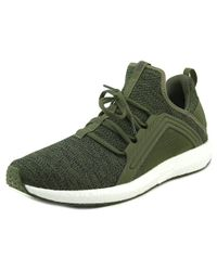PUMA - Green Mega Nrgy Knit Sneakers Shoes for Men - Lyst