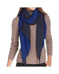 Calvin Klein - Blue Knit - Lyst