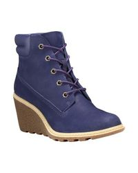 """Timberland - Blue Earthkeepers Amston 6"""" Boot - Lyst"""