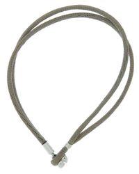 Pandora | Multicolor Fabric Cord Bracelet | Lyst