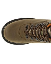 """Wolverine - Multicolor Big Horn Insulated Waterproof 8"""" Hunting Boot for Men - Lyst"""