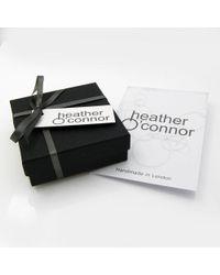 Heather O Connor - Metallic Cadence Double Drop Earrings - Lyst