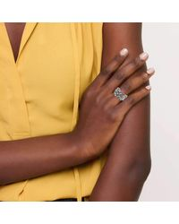 Ivanka Trump - Multicolor Tassel Moderne Ring - Lyst