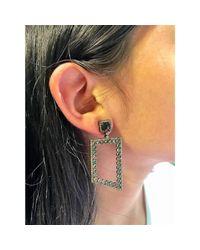 Meghna Jewels - Multicolor Bora Bora Tourmaline Earrings - Lyst