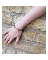 Sian Bostwick Jewellery - Metallic Nautilus Mini Deco Bracelet - Lyst